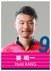 #9 姜 曉一